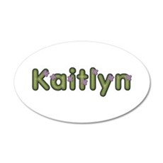 Kaitlyn Spring Green Wall Decal