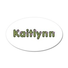 Kaitlynn Spring Green Wall Decal