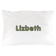 Lizbeth Spring Green Pillow Case