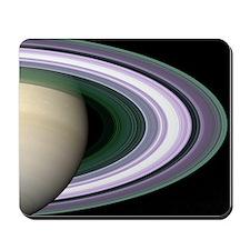 Saturn's Rings Mousepad