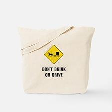 Amish Drink Drive Tote Bag