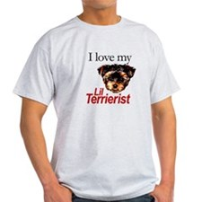 Love My Lil Terrierist T-Shirt