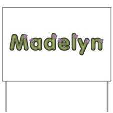 Madelyn Spring Green Yard Sign