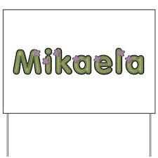 Mikaela Spring Green Yard Sign