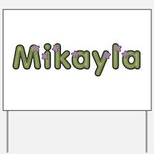 Mikayla Spring Green Yard Sign