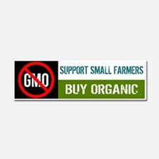 No GMO - Buy Organic car magnet