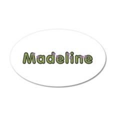 Madeline Spring Green Wall Decal
