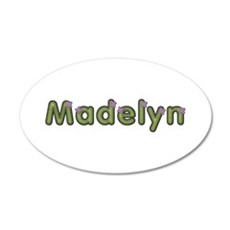 Madelyn Spring Green Wall Decal