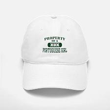 Property of a Portuguese Girl Baseball Baseball Cap