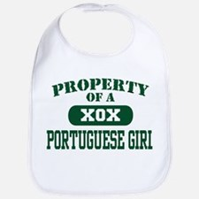 Property of a Portuguese Girl Bib