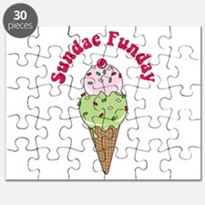 Sundae Funday Puzzle