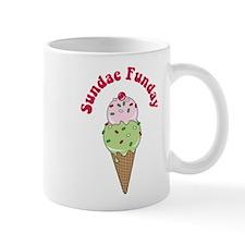 Sundae Funday Mug