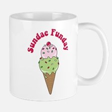 Sundae Funday Mug