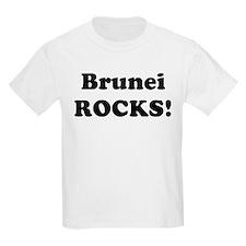 Brunei Rocks! Kids T-Shirt
