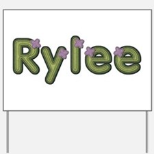 Rylee Spring Green Yard Sign