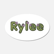 Rylee Spring Green Wall Decal
