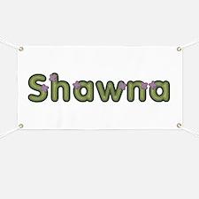 Shawna Spring Green Banner