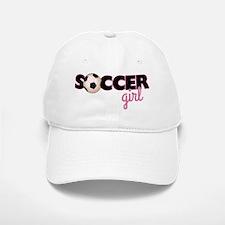 Soccer Girl Baseball Baseball Baseball Cap