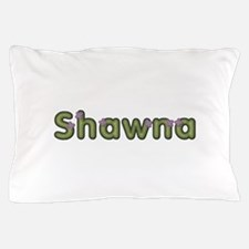 Shawna Spring Green Pillow Case