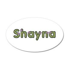 Shayna Spring Green Wall Decal