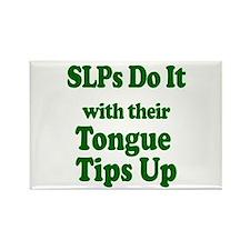 SLPs Do It Rectangle Magnet (10 pack)