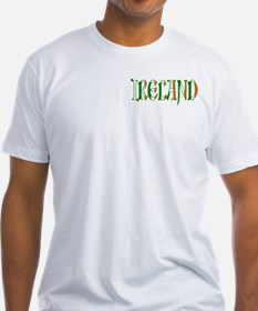 "Ireland ""Vinque"" Fitted T-shirt"