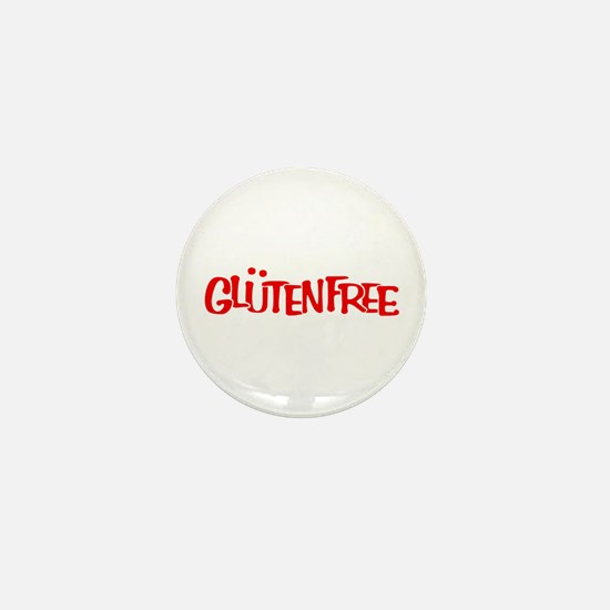 Gluten-Free Solidarity Mini Button