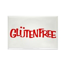 Gluten-Free Solidarity Rectangle Magnet