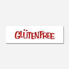 Gluten-Free Solidarity Car Magnet 10 x 3