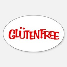 Gluten-Free Solidarity Decal