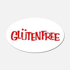 Gluten-Free Solidarity Wall Decal