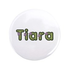 Tiara Spring Green Big Button