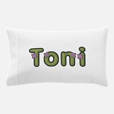 Toni Spring Green Pillow Case