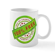 Free of ChargeMug