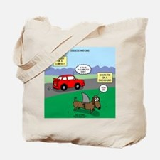 Useless Add-Ons Tote Bag