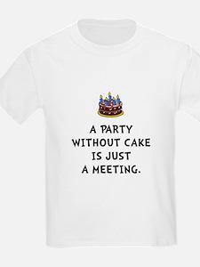 Cake Meeting T-Shirt