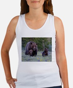 MAMMA GRIZZLY and CUBS Tank Top
