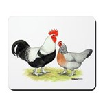 Dorking Chickens Mousepad