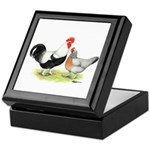 Dorking Chickens Keepsake Box