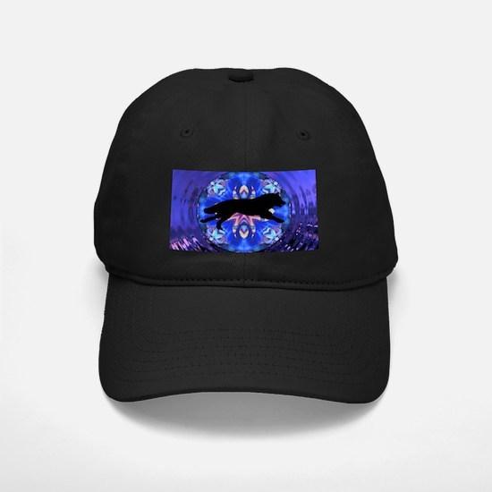 Running Wolf Baseball Hat