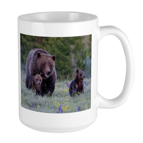 MAMMA GRIZZLY and CUBS Mug