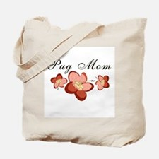 pup mom Tote Bag