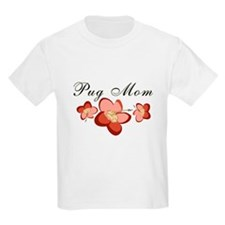 pup mom Kids T-Shirt