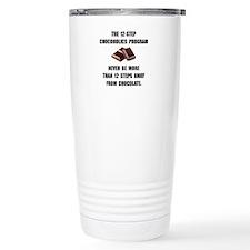 Chocoholics Program Travel Mug