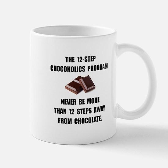 Chocoholics Program Mug