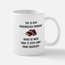 Chocoholics Program Small Small Mug