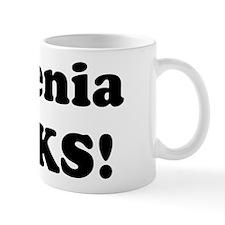 Armenia Rocks! Mug
