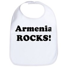 Armenia Rocks! Bib
