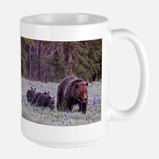 Grizzly Bear 399 Mug