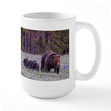 Grizzly Bear 399 Mug